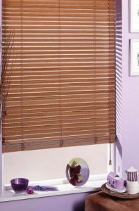 A SLX Pecan 50mm Wood Blind
